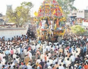 Devuni Kadapa Rathotsavam